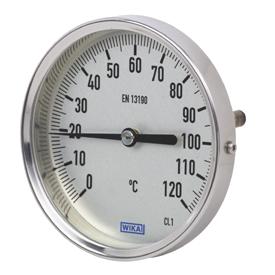 Биметаллический термометр модель 52
