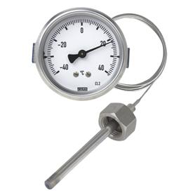 Манометрический термометр модель 70