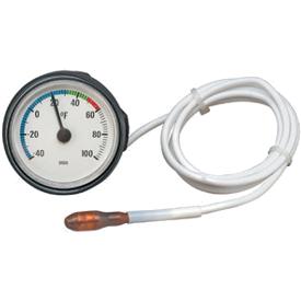Манометрический термометр модель IFC