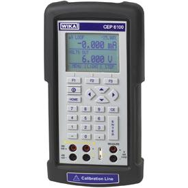 Многофункциональный калибратор с возможностью  сохранения данных. Модель CEP6100