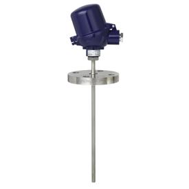 Термометр сопротивления модель TR10-F, с составной фланцевой защитной гильзой модели TW40