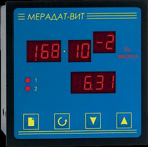 Вакуумметр тепловой Мерадат-ВИТ12Т4