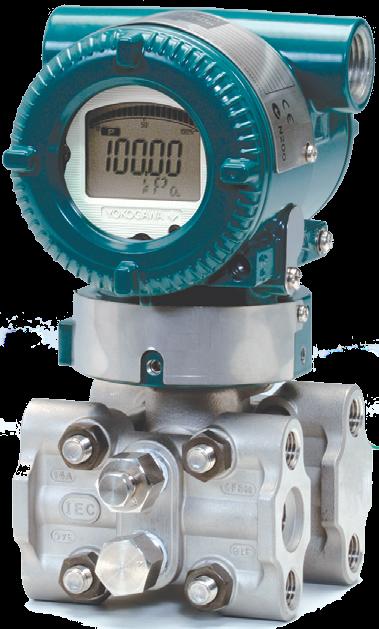 Датчик абсолютного давления  EJX310A