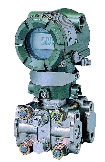 Датчик дифференциального давления  Модель EJA110A