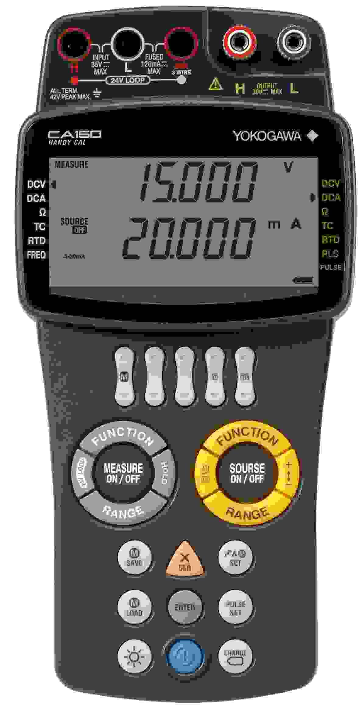 Портативный калибратор  CA150
