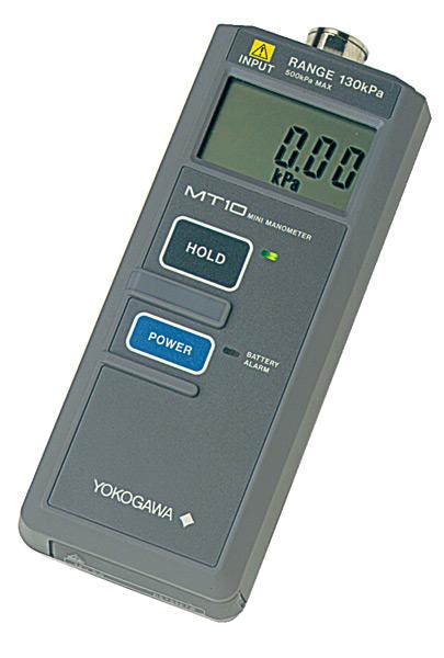 Цифровой манометр  MT10