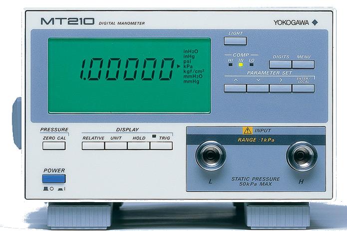 Цифровые манометры  MT210 / МТ210F / МТ220