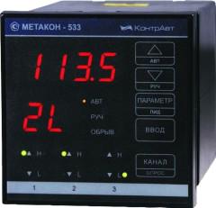 МЕТАКОН-513/523/533 ПИД-регуляторы