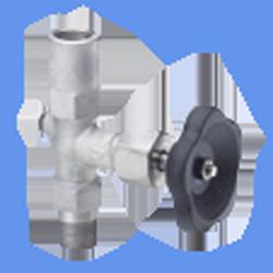 Игольчатый вентиль Муфта 1/2NPT / Цапфа 1/2NPT