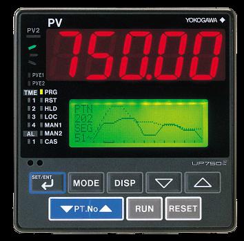 Программные контроллеры UP550/UP750 серии Green
