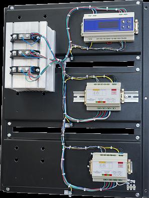 Силовой блок МБТМ3Ф500М1, 3 фазы, ток до 500А