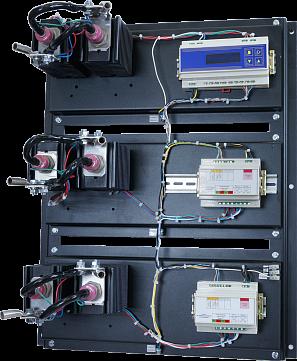 Силовой блок МБТ3Ф160Т3, 3 фазы, ток до 160А