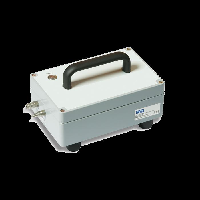Устройство для контроля давления на входе газового анализатора GA05