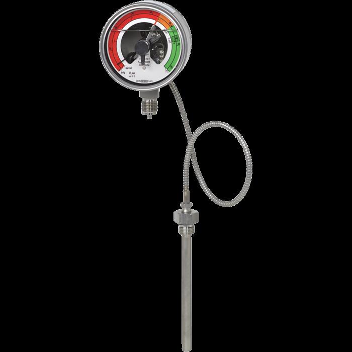 Монитор плотности элегаза GDM 233.52.100 TS