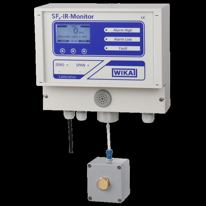Мониторинг концентрации элегаза GA35