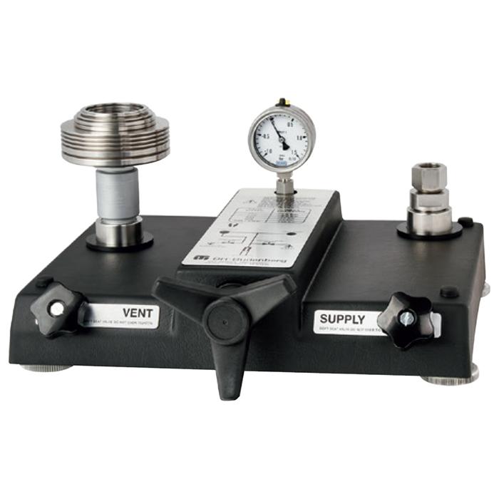 WIKA CPB3500 — пневматический грузопоршневой манометр