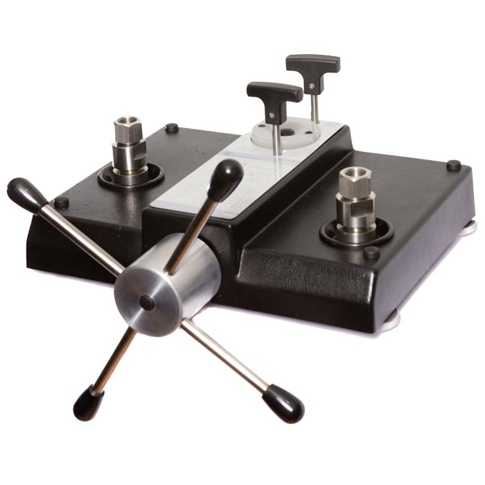 WIKA CPP1200-X — гидравлический пресс-компаратор