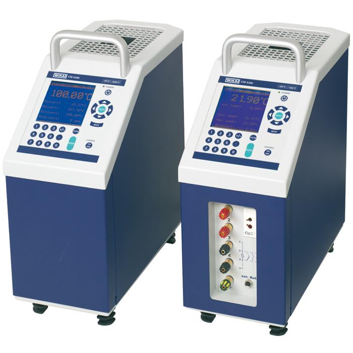 WIKA CTD9300 — сухоблочные калибраторы температуры
