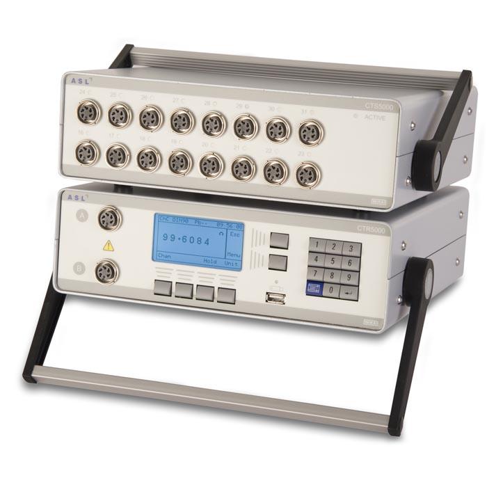 WIKA CTR5000 — высокоточный термометр