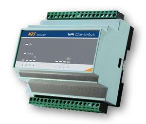 MDS DIO-4/4 Модули ввода-вывода дискретных сигналов