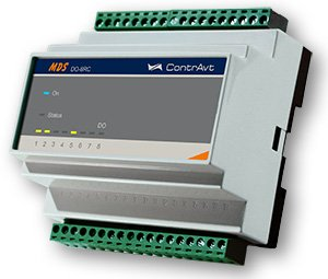 MDS DO-8RС Модули вывода дискретных сигналов