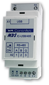 MDS IC-USB/485 преобразователь интерфейсов USB и RS-485