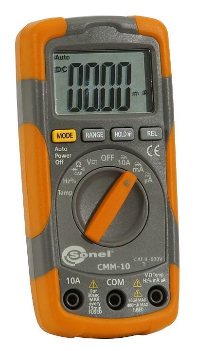 CMM-10 Мультиметр цифровой