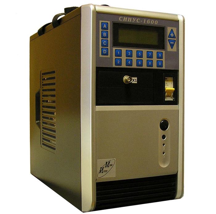 СИНУС-1600 Комплект для испытания автоматических выключателей переменного тока (20-1600А)