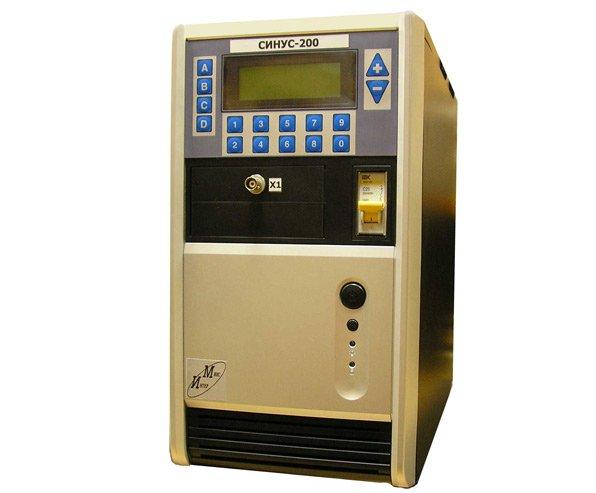 СИНУС-200 Комплект для испытания автоматических выключателей переменного тока (2-200А)