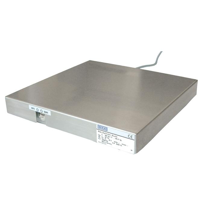 Модель GCS-1 Весы для газовых баллонов