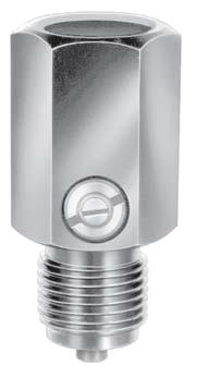Дроссельное устройство для СИ давления Модель 910.12