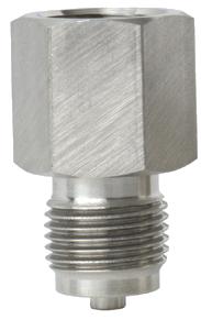 Переходники со встроенным фильтром для средств измерения давления Модель 910.22