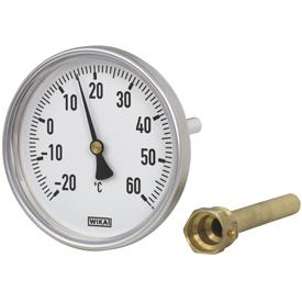Биметаллический термометр модель 46