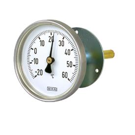 Биметаллический термометр модель 48
