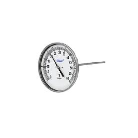 Биметаллический термометр модель 53