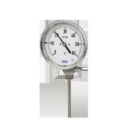 Биметаллический термометр модель 54