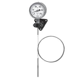 Манометрический термометр модель 73