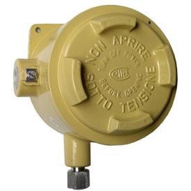 Переключатели давления с трубкой Бурдона Ех-защита типа EEx-d Модель BA