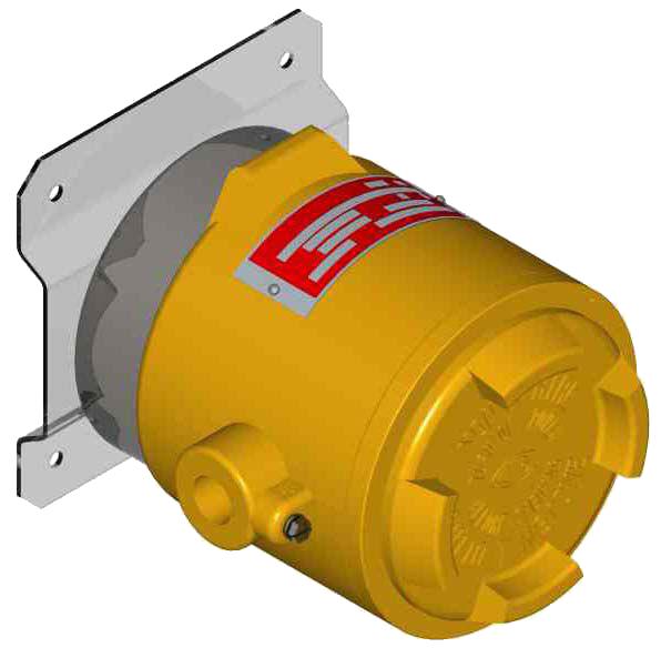 Переключатели давления с трубкой Бурдона Ех-защита типа EEx-d Модель BAX