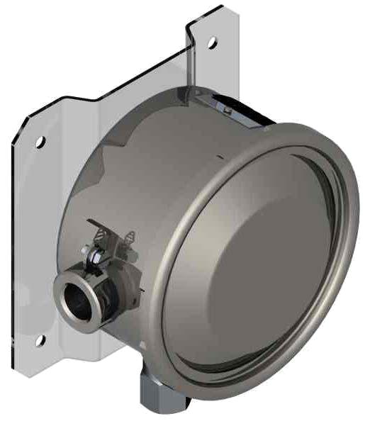 Мембранные переключатели давления Модель BWX