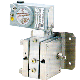 Компактный дифференциальный переключатель давления Модель DC