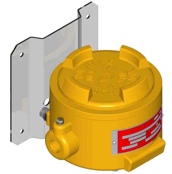 Мембранно-поршневые переключатели давления Ех-защита типа EEx-d МАН/MAG