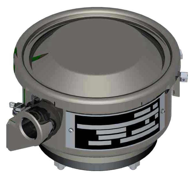 Мембранно-поршневые переключатели давления Модель MWH