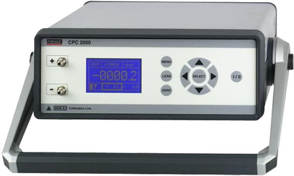 Портативный задатчик низких давлений Модель CPC2000