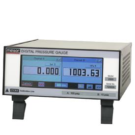 Высокоточный цифровой манометр, модель CPG2500