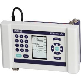 Калибратор давления Модель CPH 6000