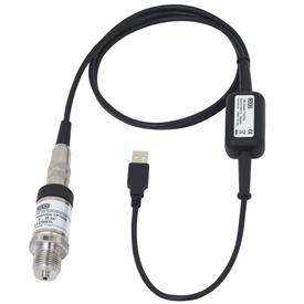 Преобразователь давления Модель CPT2500 с USB адаптером CPA2500 и ПО USBsoft2500