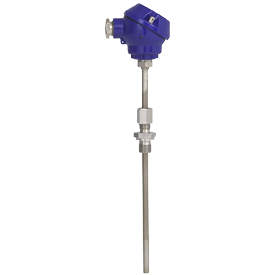 Термометры сопротивления  с реьбовым присоединением к процессу Модель TR10-D, Миниатюрная конструкция