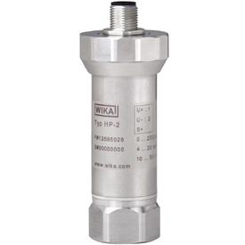 Преобразователь давления для измерений сверх высоких давлений до 15,000 бар Модель HP-2