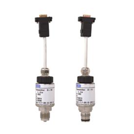 Преобразователь давления для высокоточных измерений, с цифровым выходом RS 232 Модели D-1Х